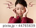 頭痛の女性 44765639