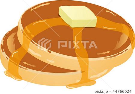 パンケーキ 44766024