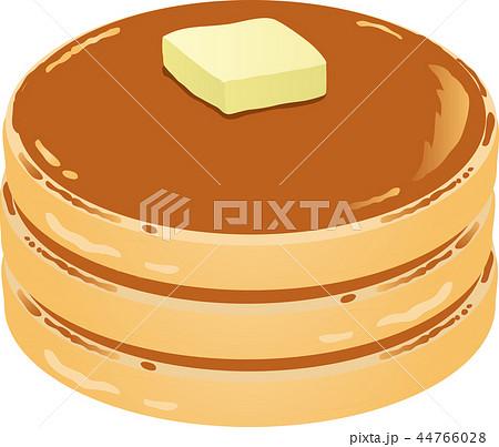 パンケーキ 44766028