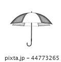 傘 雨傘 カサのイラスト 44773265