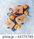 クリスマス ギフト プレゼントの写真 44775789