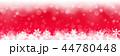 クリスマス バックグラウンド 背景のイラスト 44780448