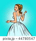 新婦 花嫁 女性のイラスト 44780547