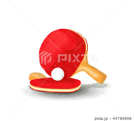 Ping pong pallettes 44780806