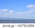 柳川市 有明海 風景の写真 44781888