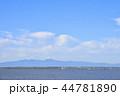 柳川市 有明海 風景の写真 44781890