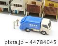 住宅 模型 ミニカーの写真 44784045