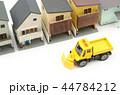 住宅 家 模型の写真 44784212