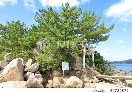 箱島神社 海に浮かぶパワースポット神社(福岡県糸島市) 44786375