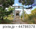 箱島神社 箱島 神社の写真 44786378
