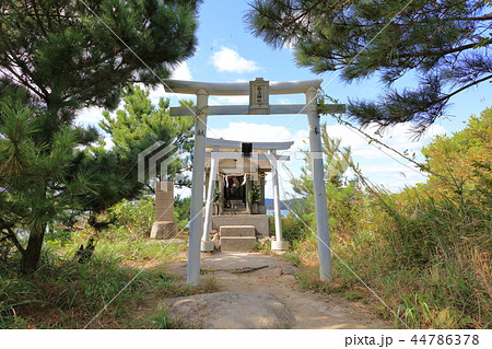 箱島神社 海に浮かぶパワースポット神社(福岡県糸島市) 44786378