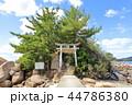 箱島神社 箱島 神社の写真 44786380