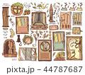 メルヘン おとぎ話 童話のイラスト 44787687