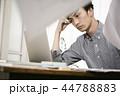 人物 男性 ビジネスマンの写真 44788883