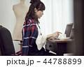 人物 女性 ビジネスウーマンの写真 44788899