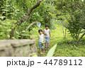 夏休みの男の子 44789112