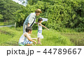 おじいちゃんと孫 44789667