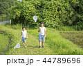 夏休みの男の子 44789696