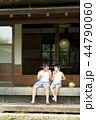 人物 二人 子供の写真 44790060