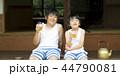 夏休みの男の子 44790081