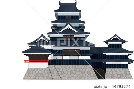 松本城 44793274