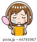 ニキビ 女性 44793967