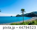 空 風景 海の写真 44794523