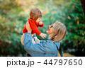 家族 おかあさん お母さんの写真 44797650
