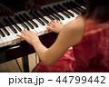 ピアノの発表会 44799442