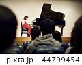 ピアノの発表会 44799454