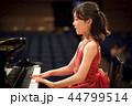 ピアノの発表会 44799514
