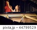 ピアノの発表会 44799529