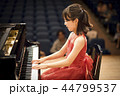 ピアノの発表会 44799537