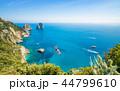 Faraglioni rocks near Capri island, Italy 44799610