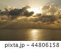 有明海の天使のはしご7 44806158