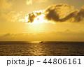 有明海の朝の風景7 44806161