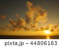 有明海の朝の風景8 44806163