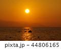有明海の朝の風景9 44806165