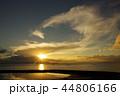 有明海の朝の風景10 44806166