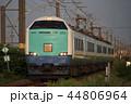 485系 乗り物 列車の写真 44806964