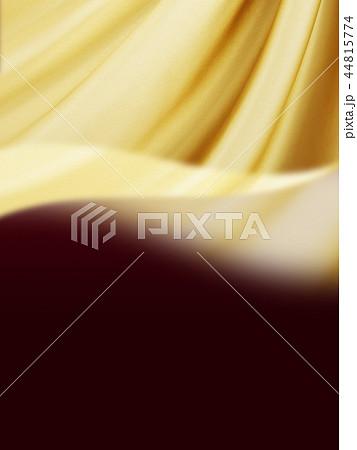 背景-ゴールド-波-レッド 44815774