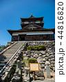 丸岡城 城 日本最古の写真 44816820