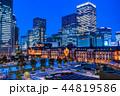 東京駅 駅舎 丸の内駅舎の写真 44819586
