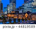 東京駅 駅舎 丸の内駅舎の写真 44819589