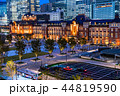東京駅 駅舎 丸の内駅舎の写真 44819590