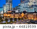 東京駅 駅舎 丸の内駅舎の写真 44819599