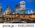 東京駅 駅舎 丸の内駅舎の写真 44819600