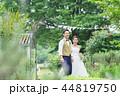ウェディング ウエディング 結婚の写真 44819750