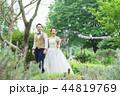 ウェディング ウエディング 結婚の写真 44819769