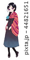 袴の女の子 44821651